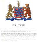 wapenschild Stad Brugge