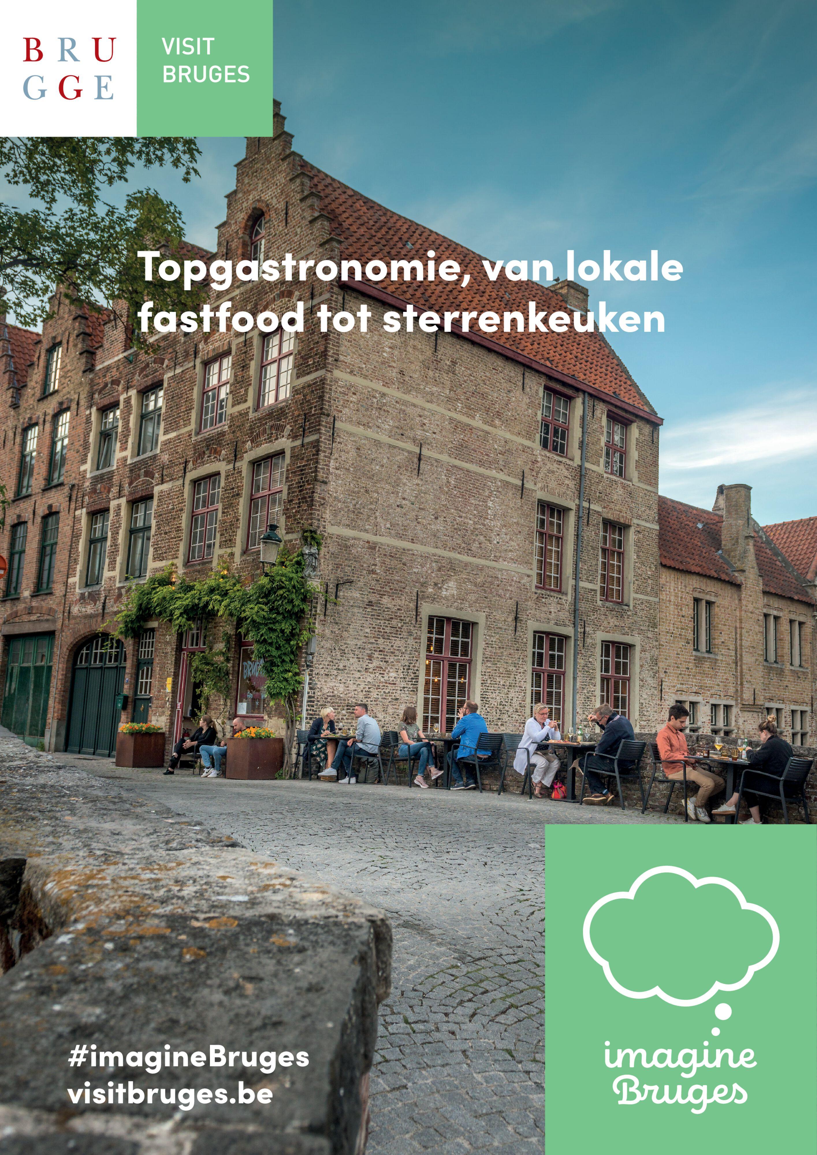 Imagine Bruges | Campagnebeeld