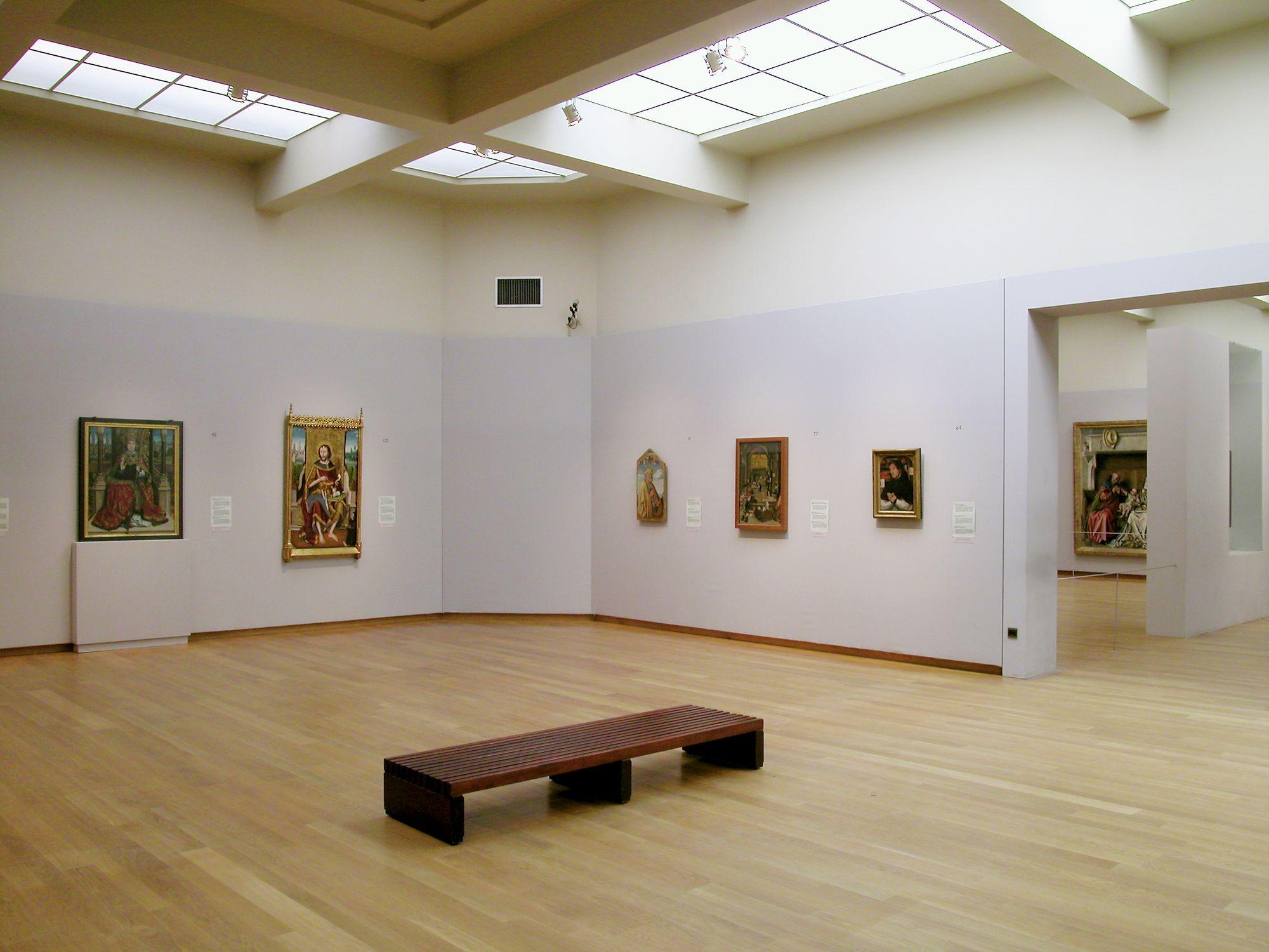Jan van Eyck, de Vlaamse Primitieven en het Zuiden I Tentoonstelling 2002