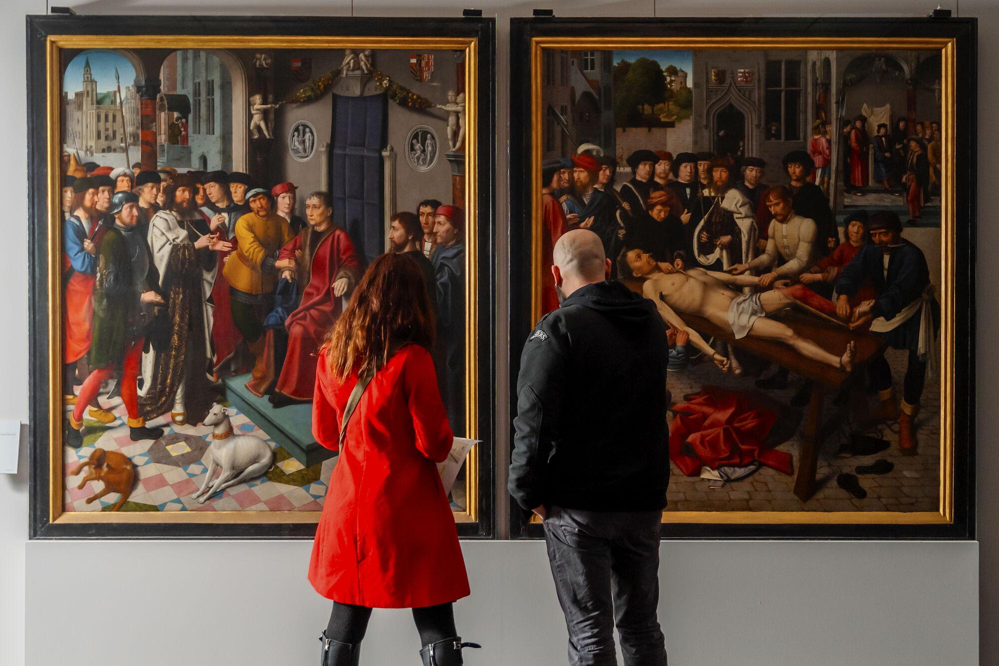 MUSEA BRUGGE / 13 locaties
