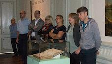 Persconferentie Gruuthusemuseum