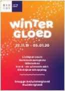 Affiche Wintergloed A3