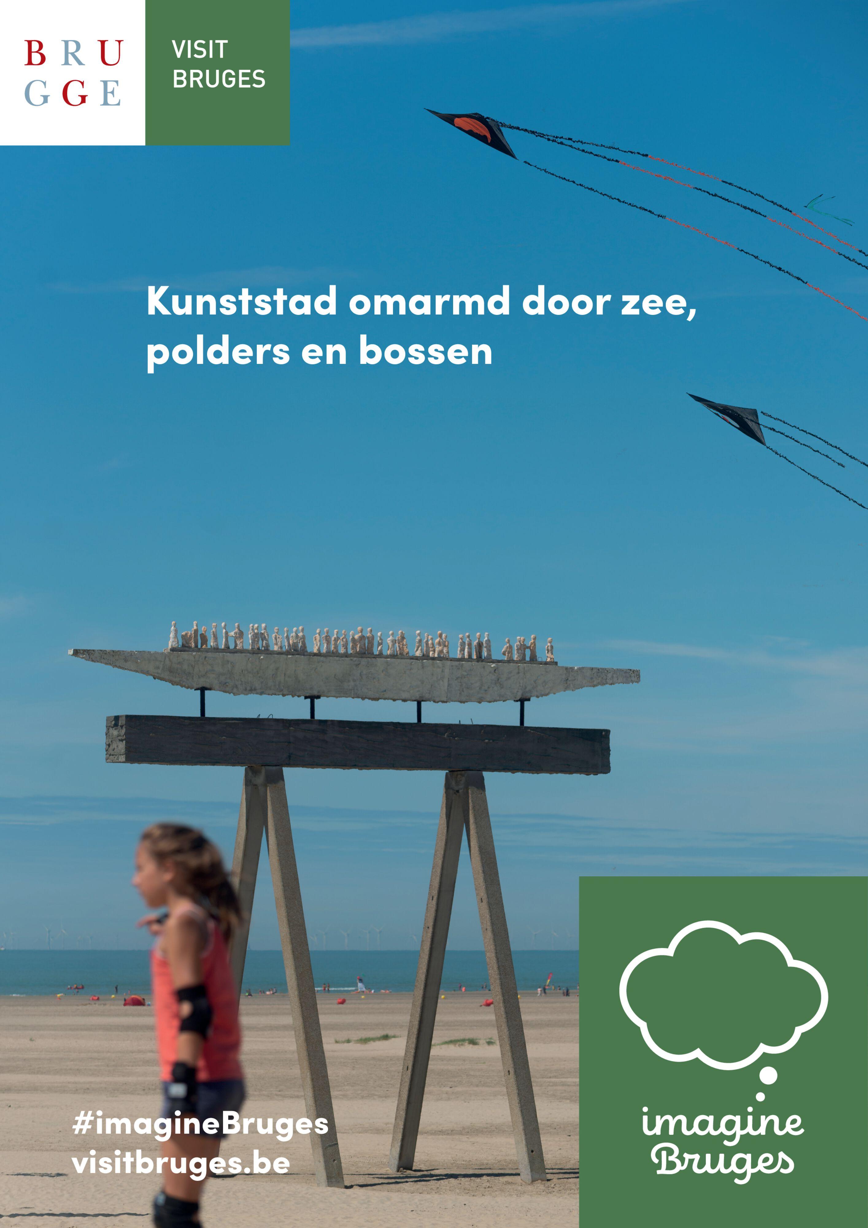 Imagine Bruges   Campagnebeeld