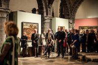 """vernissage """"Meesters v d Spaanse Barok"""