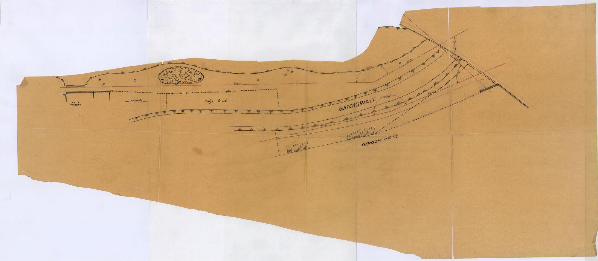 1942 Buiten Boeverievest - Aanleg.tif