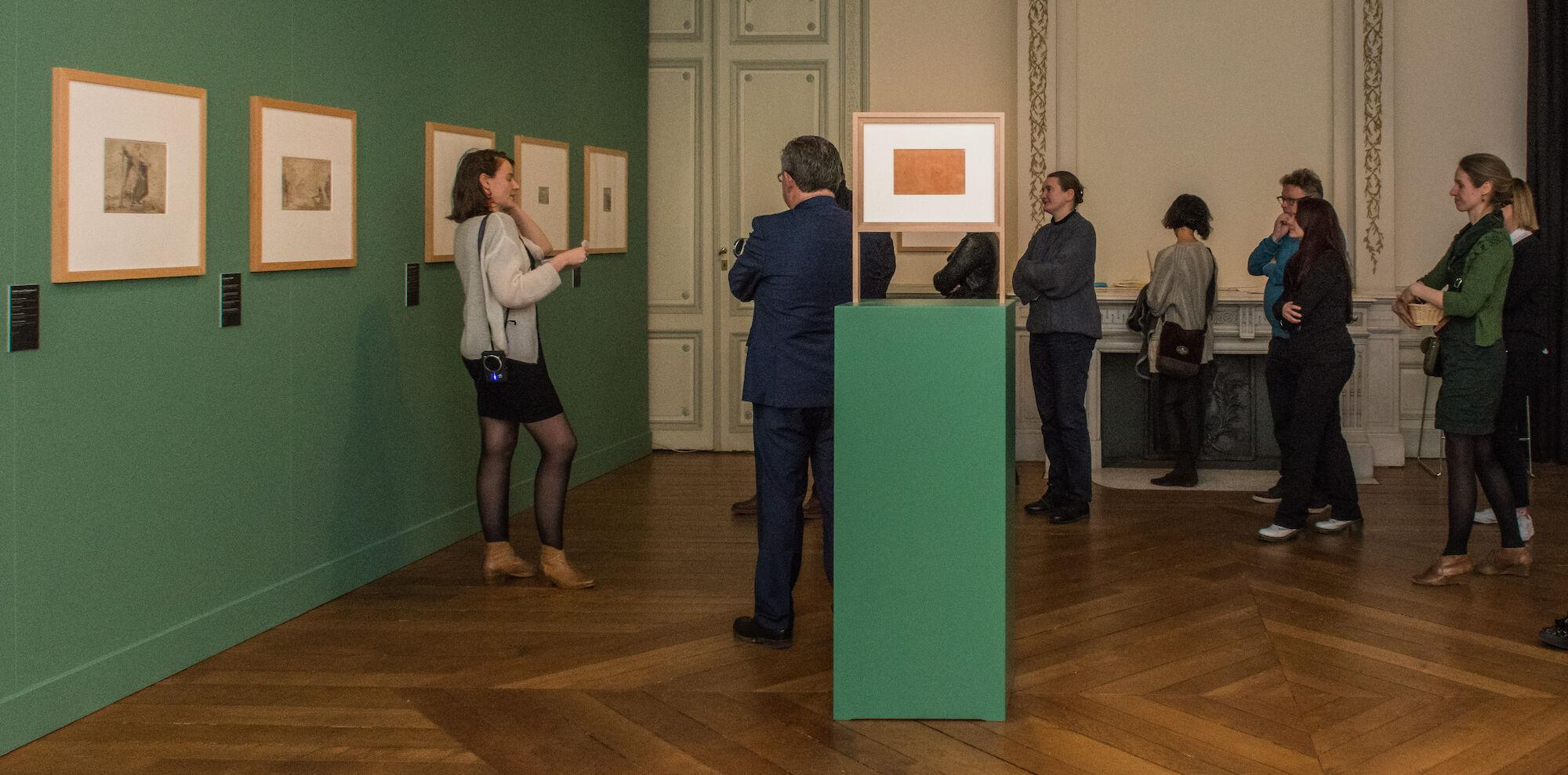 tekeningen expo Arents