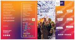 Folder Wintergloed 6 talen