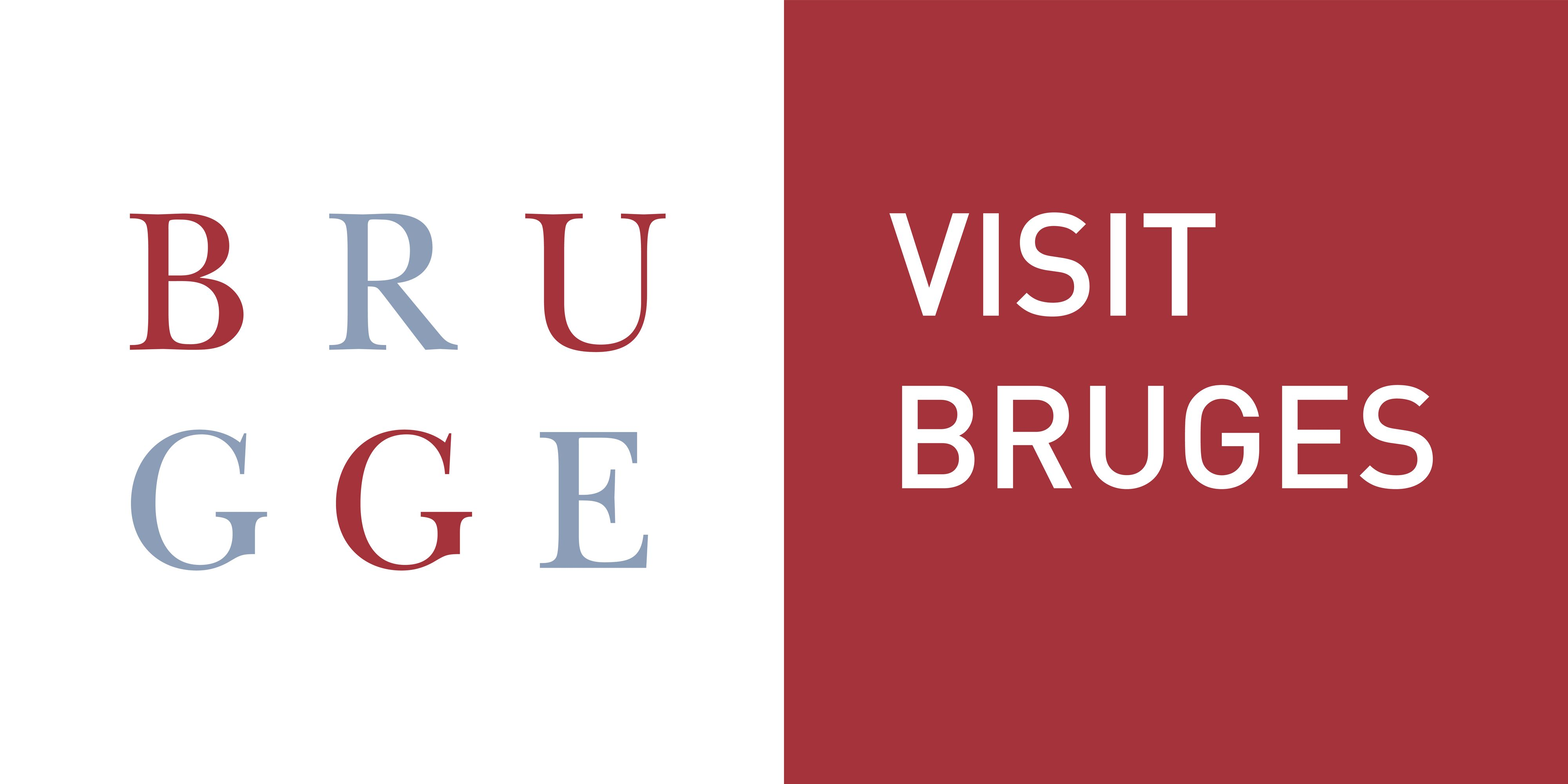 Logo/Sublabels Visit Bruges