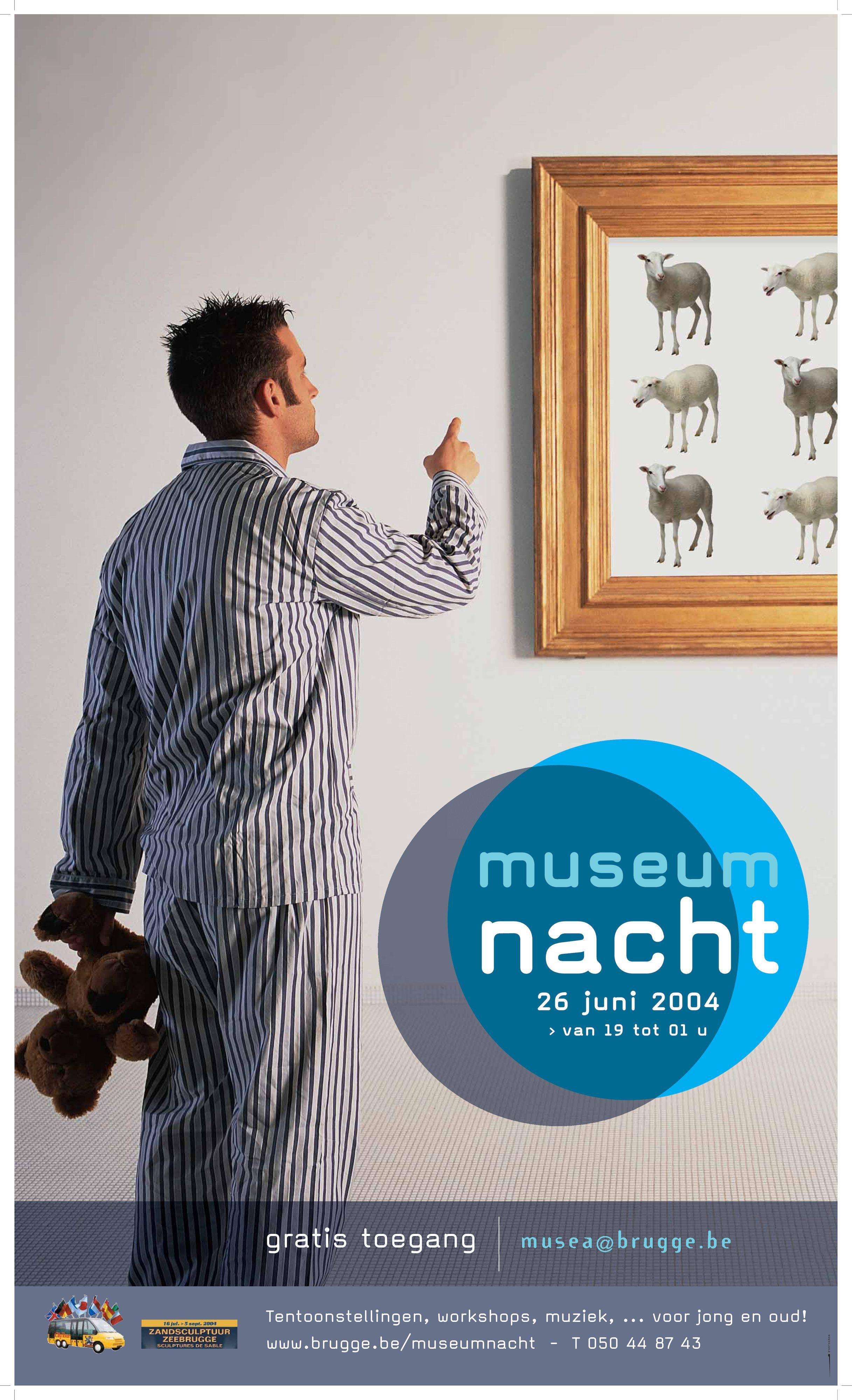Museumnachten 2002-2006