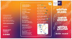 Folder Wintergloed 3 talen
