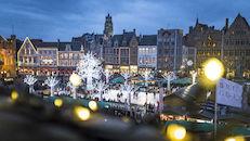 Kerst in Brugge