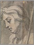 Hoofd van een herder, Theodoor van Thulden