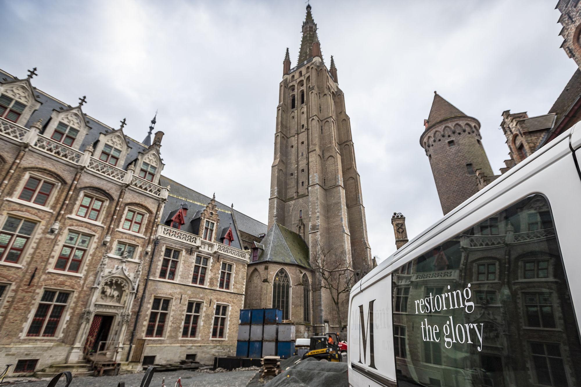Gruuthusemuseum / restauratiewerken 2014-2019