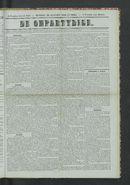 DE_ONPARTIJDIGE 1853-08-28 p1