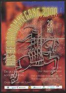Ros Beiaardommegang 2000 magazine nr. 1