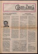 GAZET VAN ZELE 1981-08-21 p1