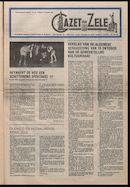 GAZET VAN ZELE 1981-11-27 p1