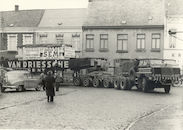 Uitzonderlijk vervoer in Berchem