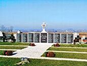 Begraafplaat zuster klooster Sint Vincentius