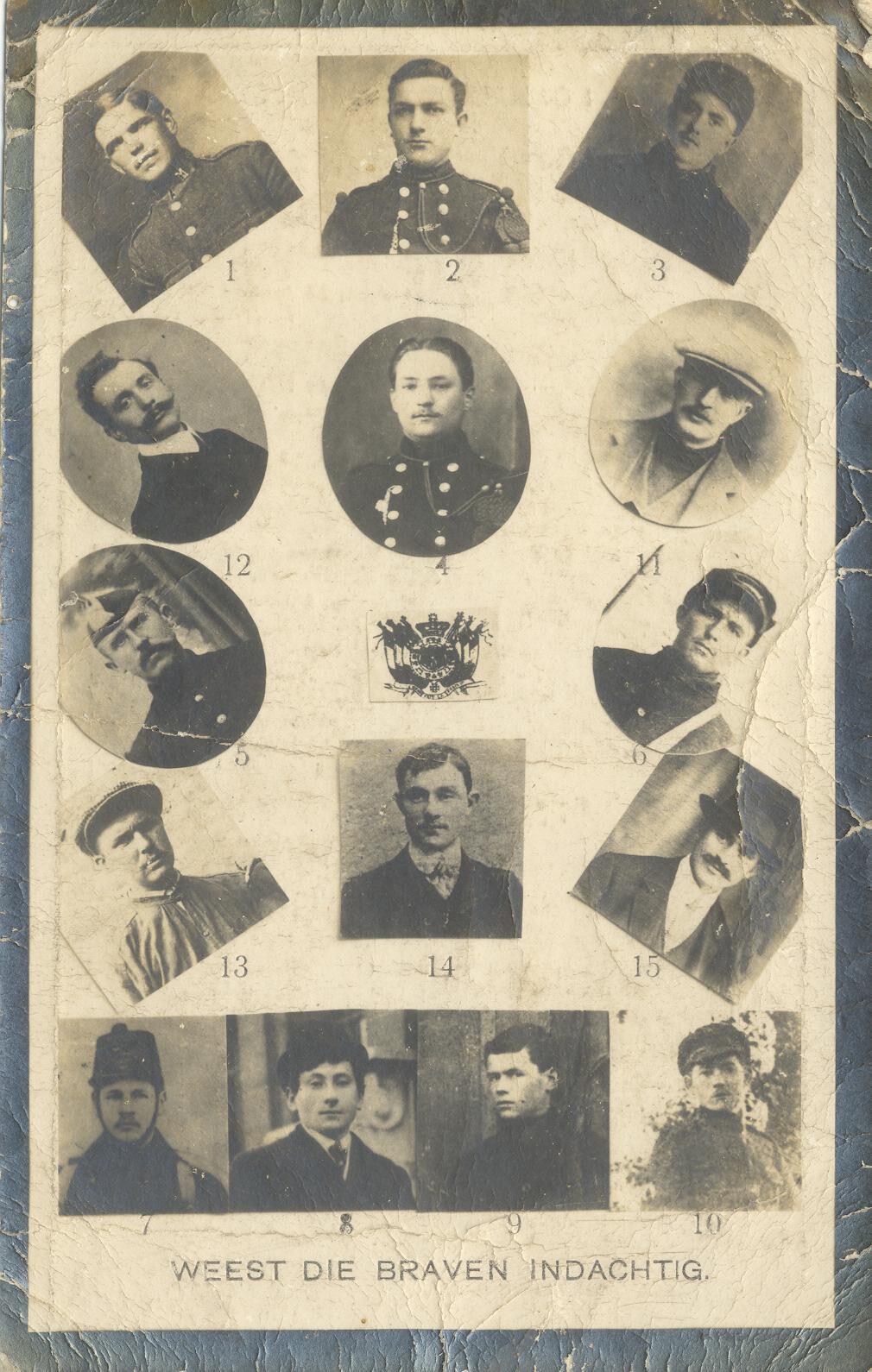 EK 382 gesneuvelden Ruien Eerste Wereldoorlog.JPG