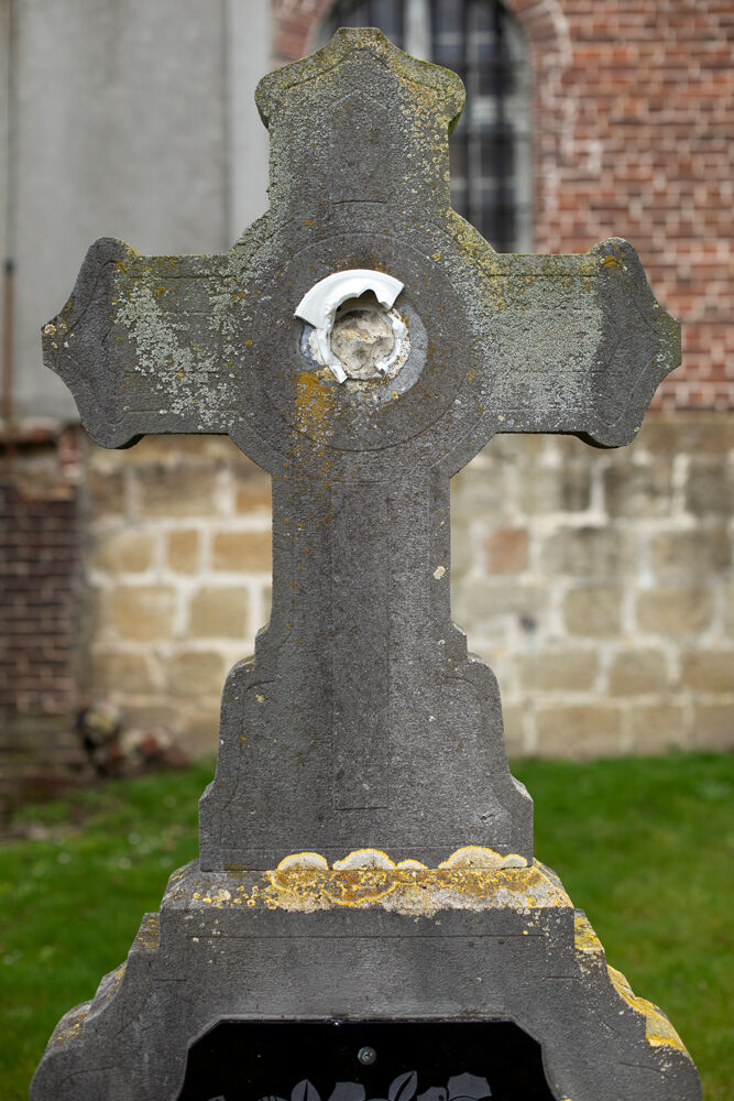 Sint-Blasius-Boekel, parochiekerk Sint-Blasius