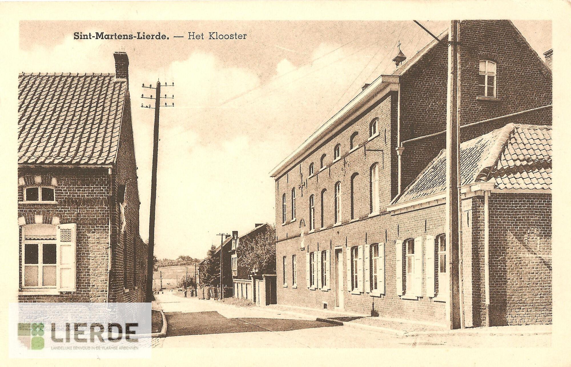 Klooster Sint-Martens-Lierde
