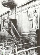 Kartuizerpriorij - kartuizerkerk - preekstoel