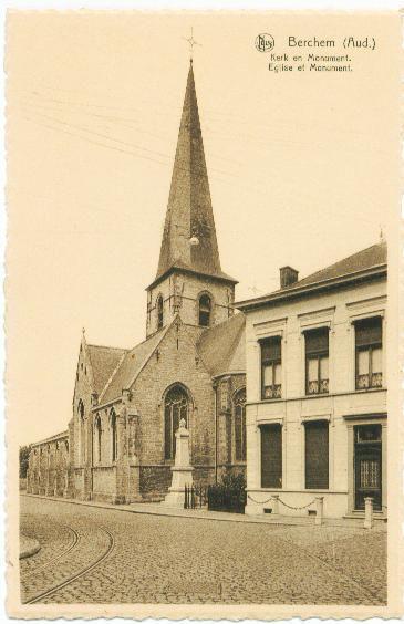 Kerk Berchem