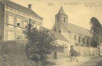 EK 350 Kwaremont kerk geschreven 1926.JPG