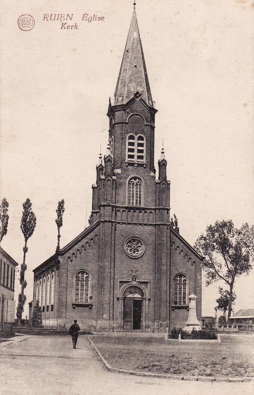 Kerk Ruien