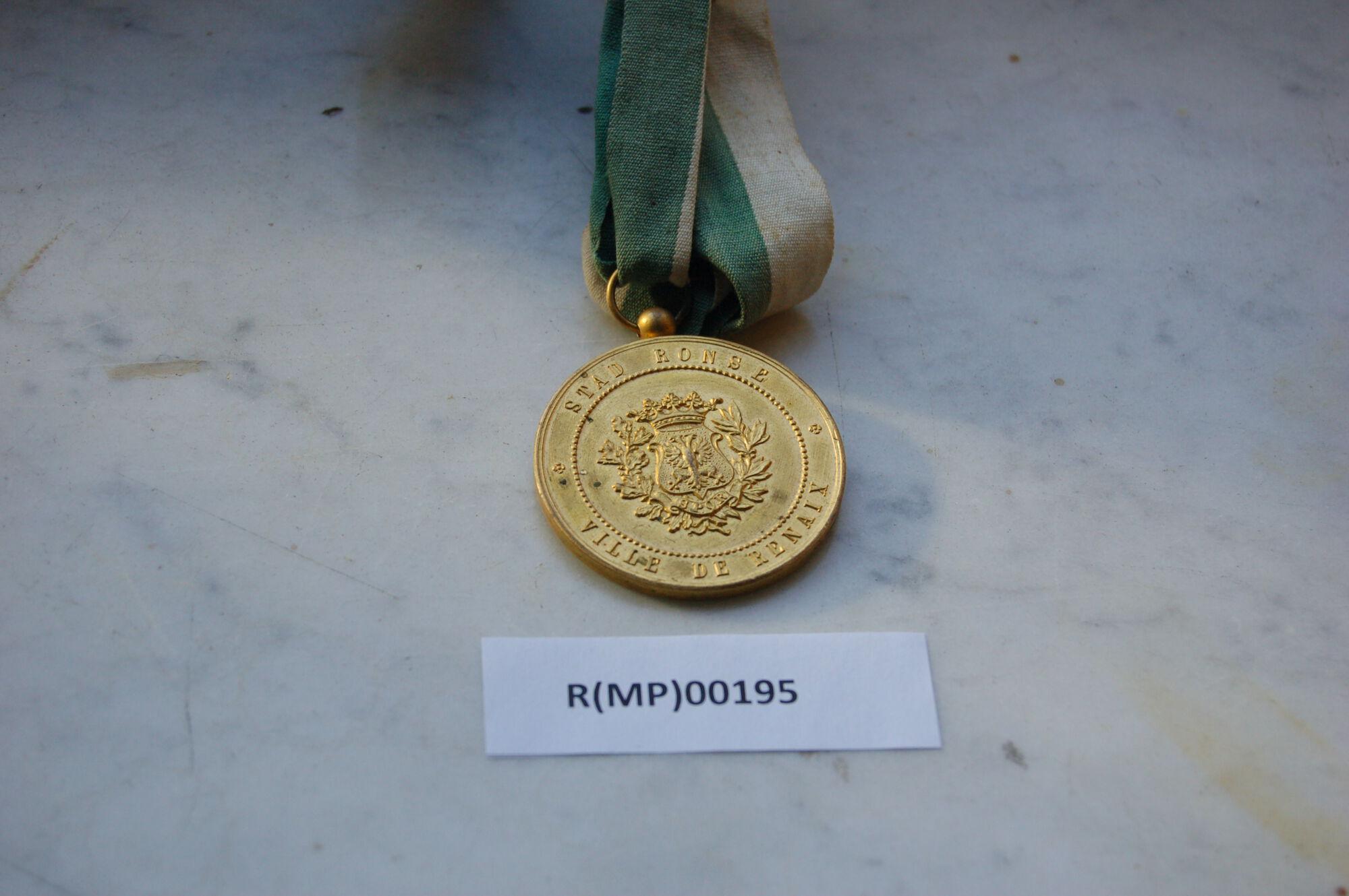 Ronse MUST: penning R(MP)00195.JPG