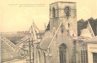 EK 88 berchem afgebrande kerk afgestempeld 1924.JPG