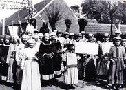 inhuldiging pastoor Peerenboom