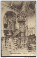 Maria-altaar kerk Hemelveerdegem