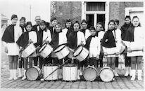 Fanfare St Cecilai Nukerke trommelkorps