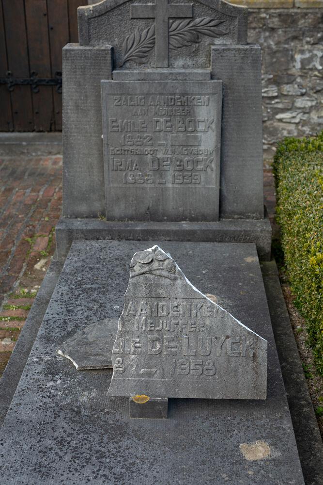 Sint-Denijs-Boekel, Parochiekerk Sint-Denijs