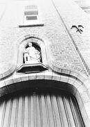 Klooster Deftinge - nis boven inkom