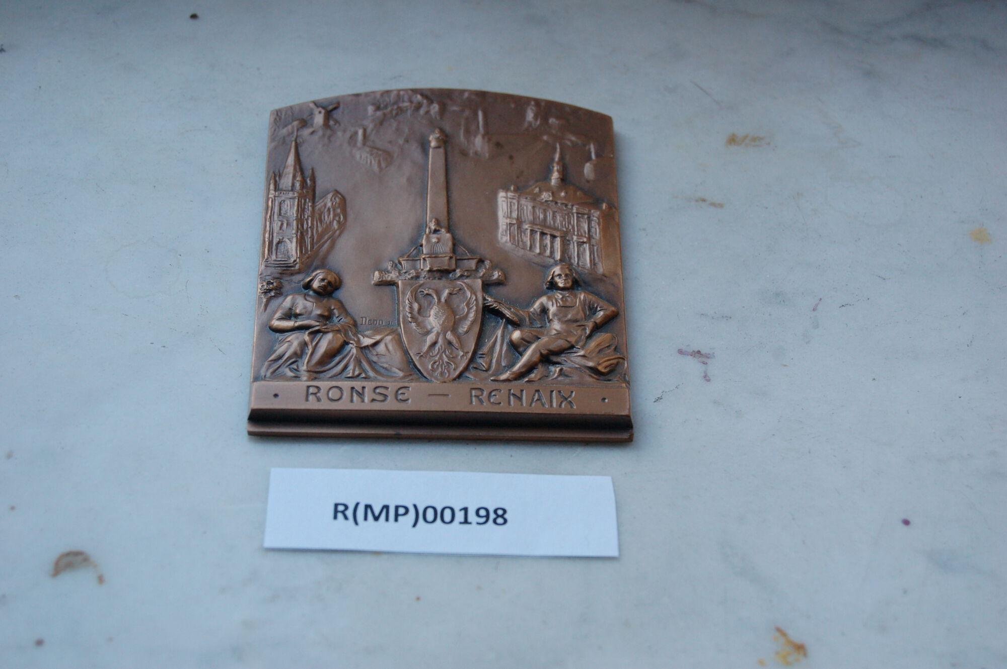 RONSE MUST: plakket R(MP)00198.JPG
