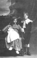 EK 1845 kinderen Behaghel de Bueren
