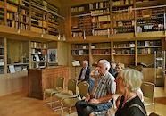 Voorstelling van de Erfgoedbank Vlaamse Ardennen in Domein De Ghellinck in Wortegem-Petegem