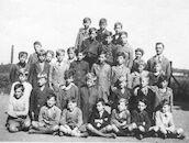 Louise Marie: schoolfeest 1943-45
