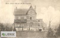 Villa van de familie Van Ongevalle