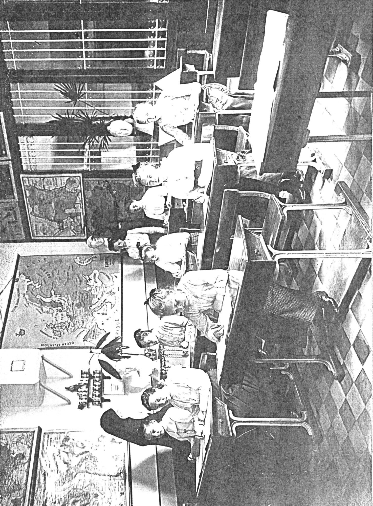 Klooster Deftinge - klaslokal