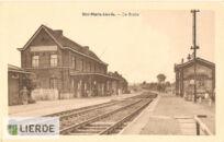 Station Sint-Maria-Lierde