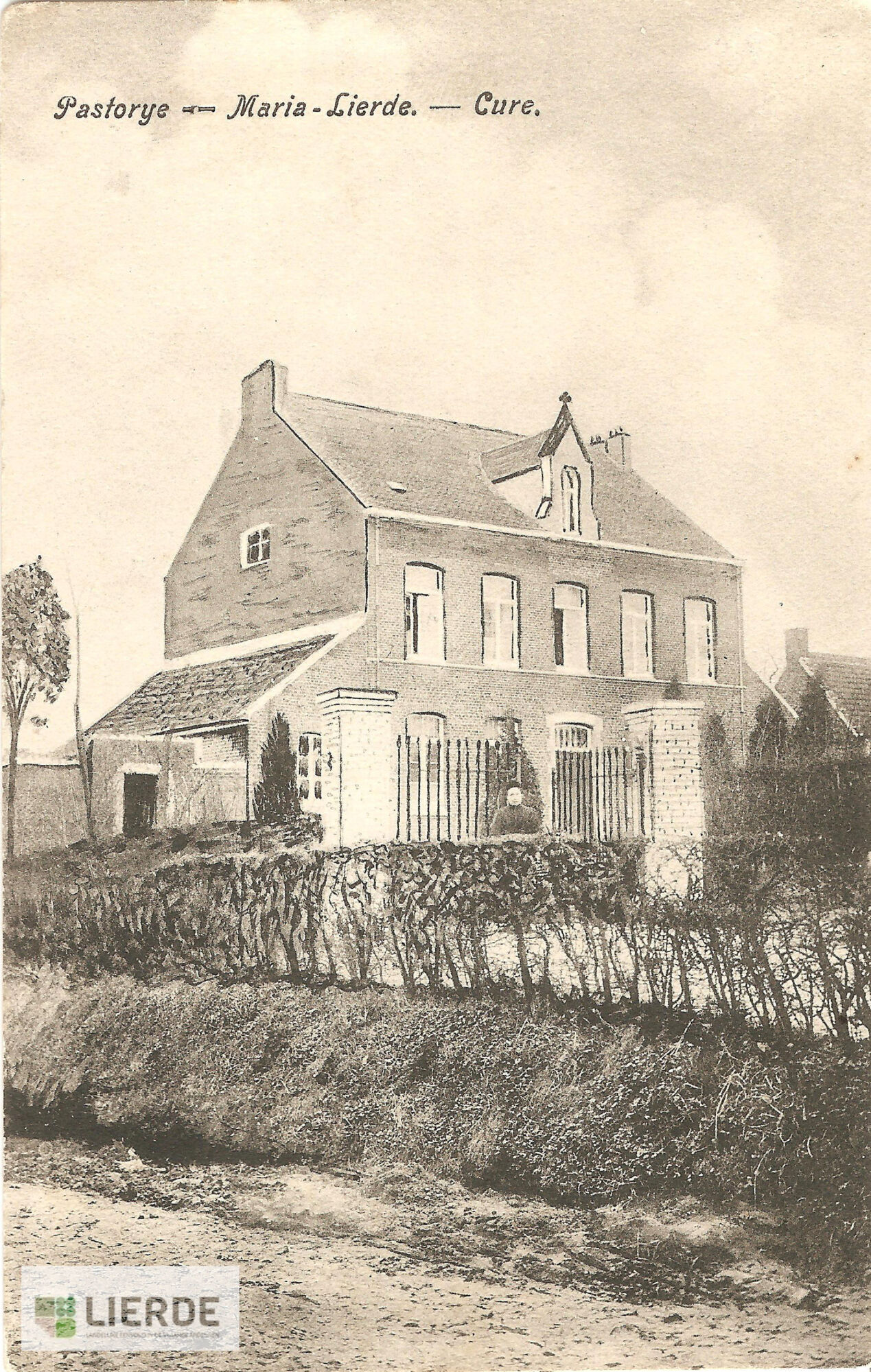 Pastorij van Sint-Maria-Lierde