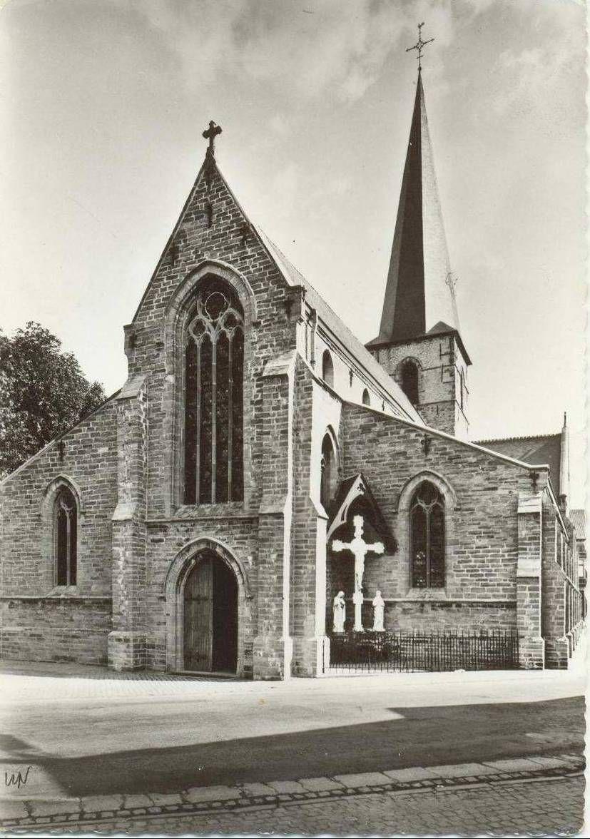 Kerk van Berchem