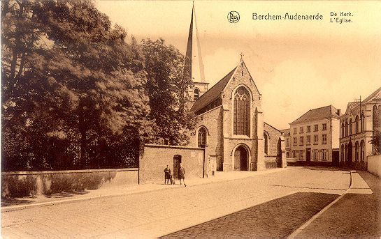 Kerkstraat Berchem