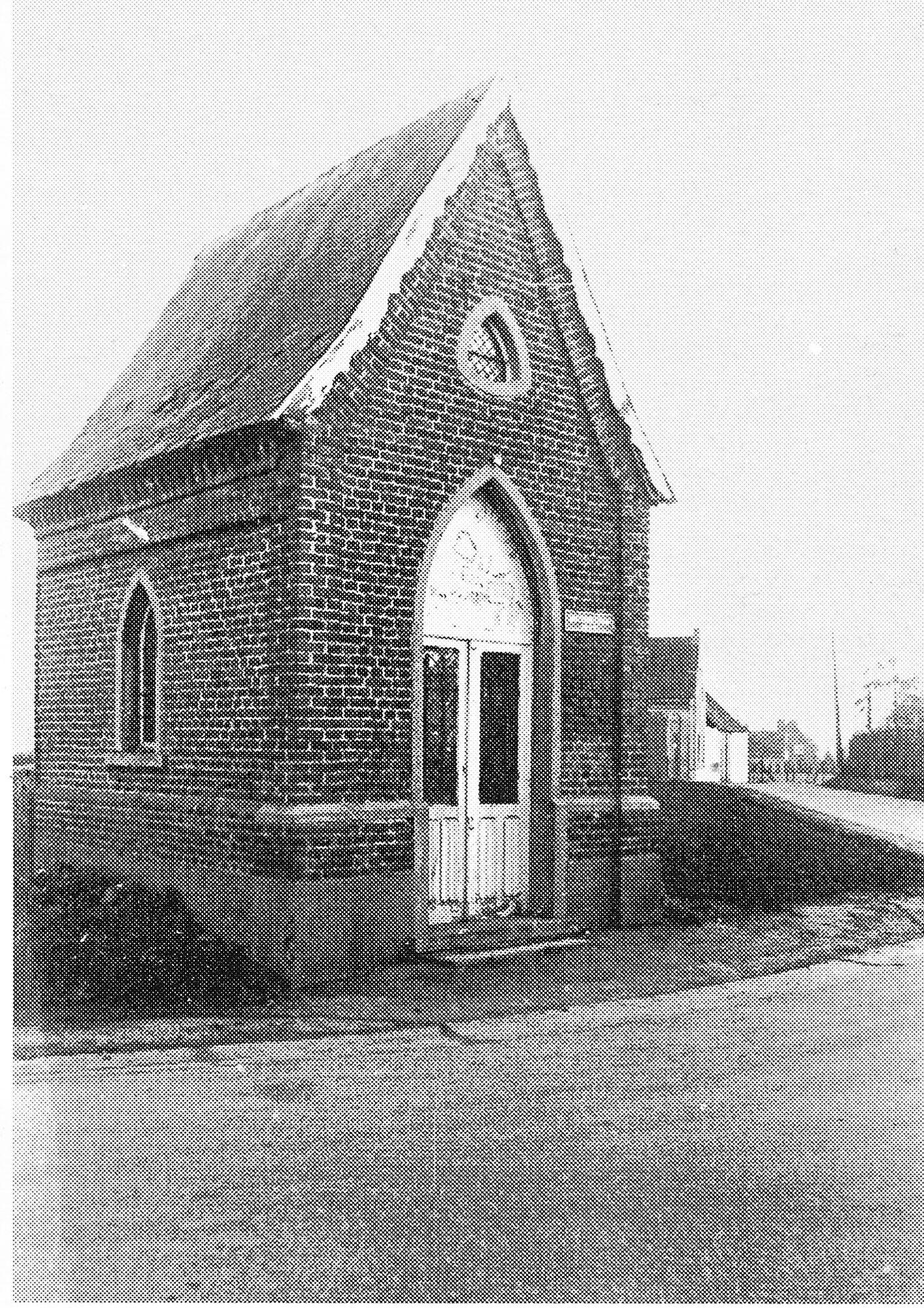Kapel Muizenhol Deftinge