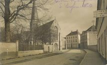 EK 87 Bechem kerk afgestempeld 1931.JPG