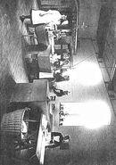 Klooster Deftinge - wasklas